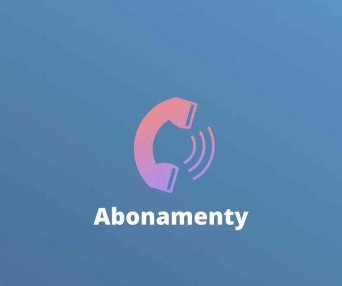 Abonamenty - ranking