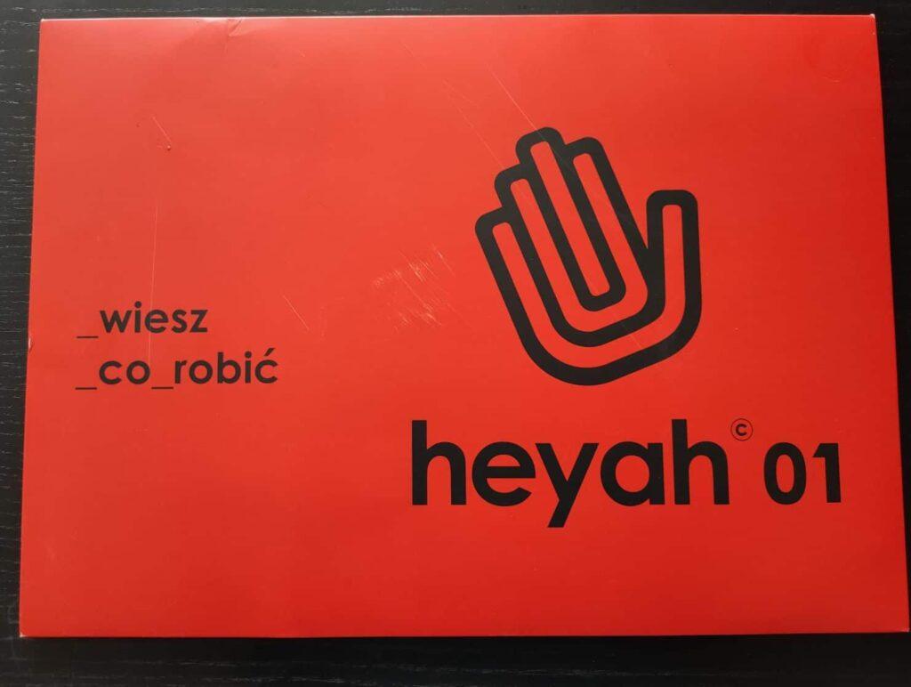 Zestaw startowy Heyah 01
