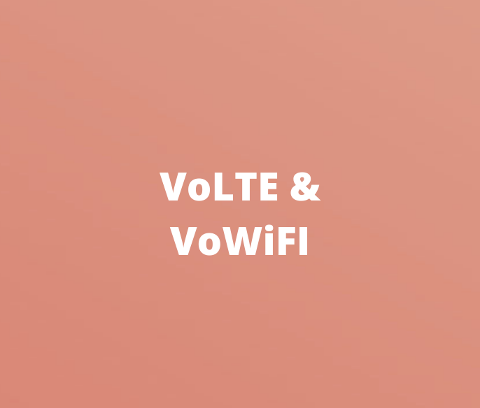 Voice over LTE Voice over Wi-Fi